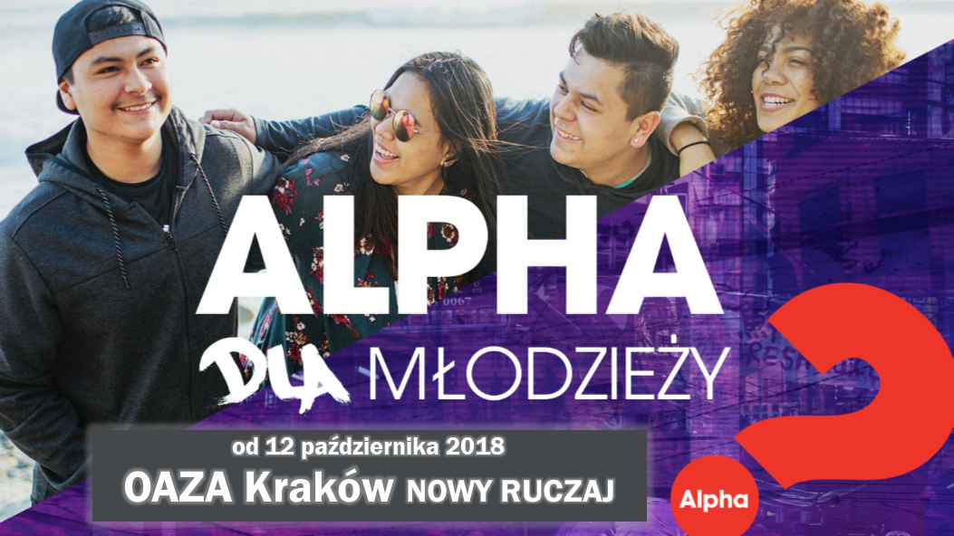 Kurs ALPHA (10'2018)